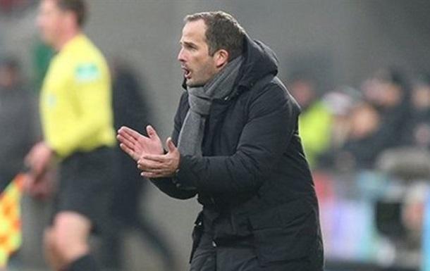 Аугсбург получил нового тренера