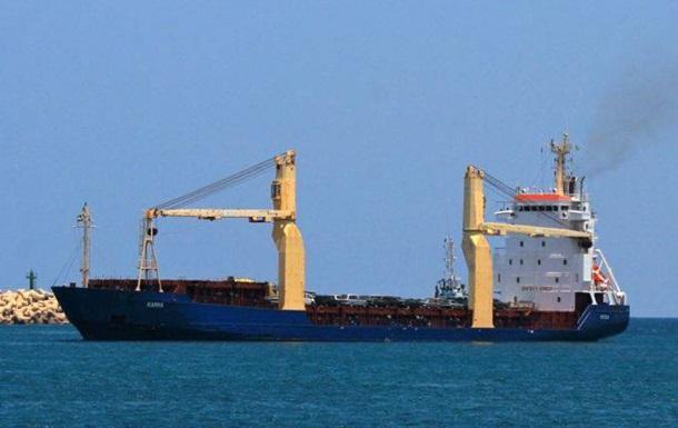 Двоє моряків з арештованого в Лівії судна повернулися в Україну