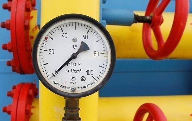 Газпром снизил давление на входе в ГТС Украины