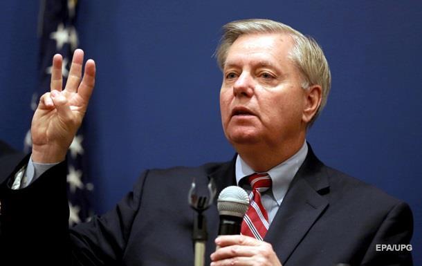 Сенатор-республіканець пригрозив РФ відчутними санкціями