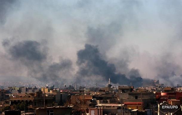 Армія Іраку розпочала новий наступ на Мосул