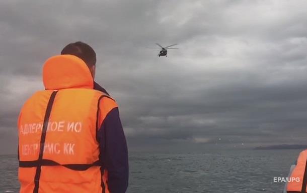 Фрагменты жертв крушения Ту-154 выбросило на берег