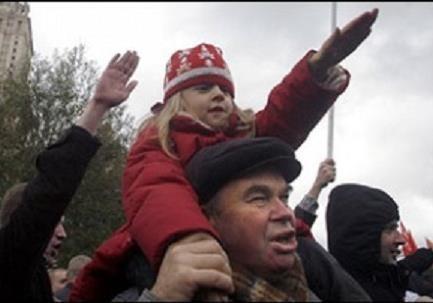 Киев сделал последний шаг к фашизму ….