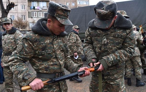 Вірменія заявила про загибель військових на кордоні Азербайджану