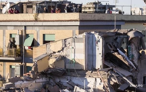 У передмісті Рима прогримів вибух, є жертви
