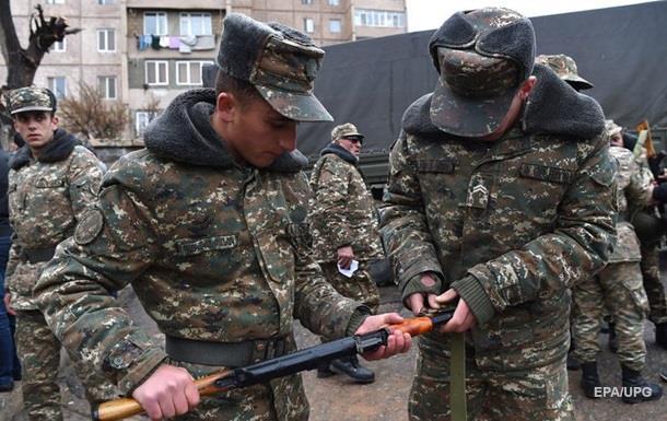 У Баку розповіли про бій на кордоні з Вірменією