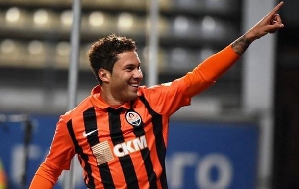 Марлос погодився грати за збірну України