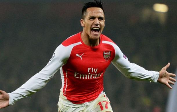 Санчес: Анрі був би моїм ідеальним партнером по Арсеналу