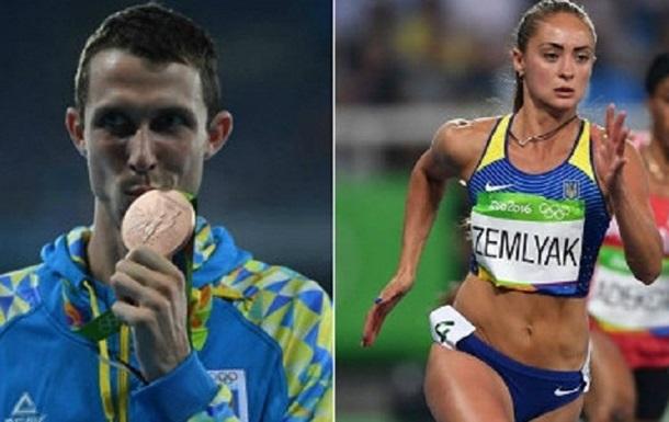 Легка атлетика. Бондаренко і Земляк - найкращі спортсмени року