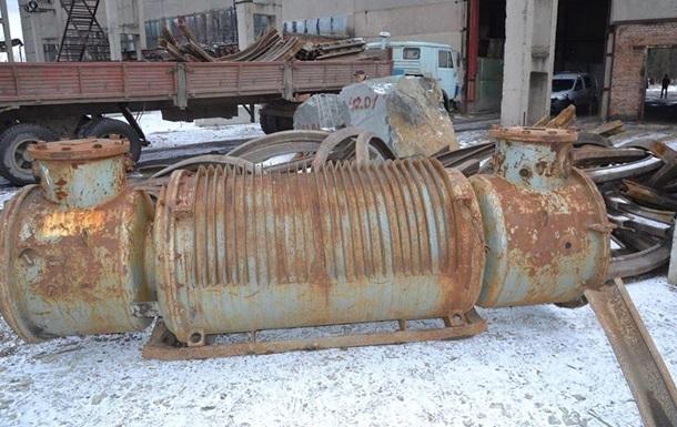 «Захист праці»:обладнання з шахти №1 «Нововолинська» здають на металобрухт!
