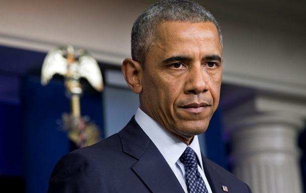 Обама: США продовжать відповідати на дії РФ