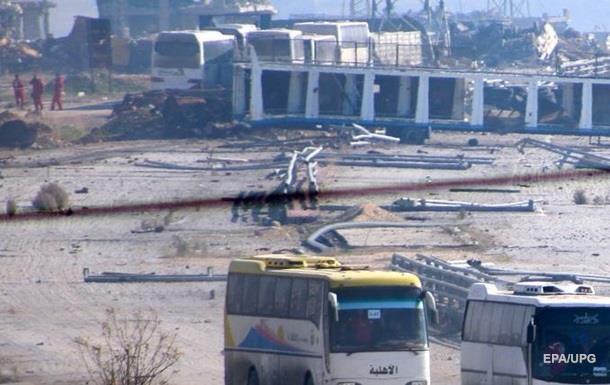 У Сирії почався режим припинення вогню