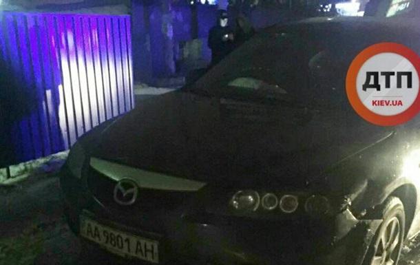 В Киеве патрульные устроили погоню со стрельбой