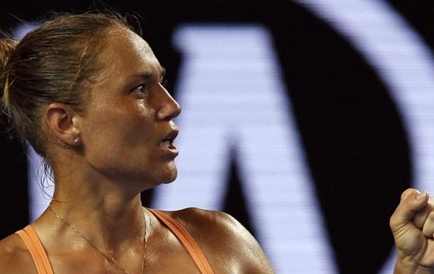 Брісбен (WTA). Бондаренко і Козлова успішно стартували в кваліфікації