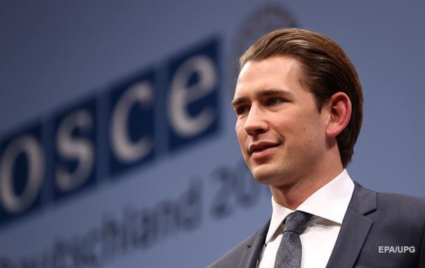 Глава МЗС Австрії запропонував заохочувати Росію