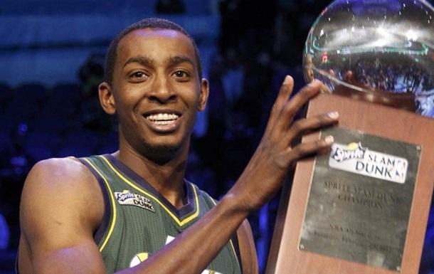 Переможець данк-контесту НБА в Топ-10 данків сезону в Єврокубку