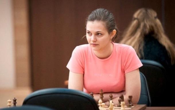 Украинка стала чемпионкой мира по шахматам в блице