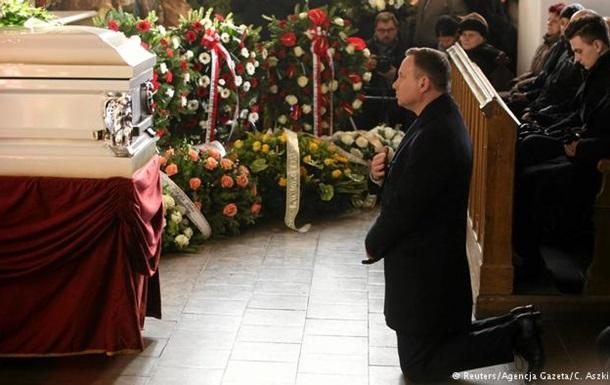 У Польщі поховали водія - першу жертву берлінського теракту