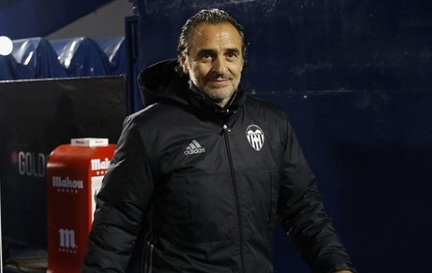 Офіційно: Пранделлі звільнений з поста головного тренера Валенсії