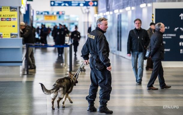 У Празі поліція знешкодила підривника з літака
