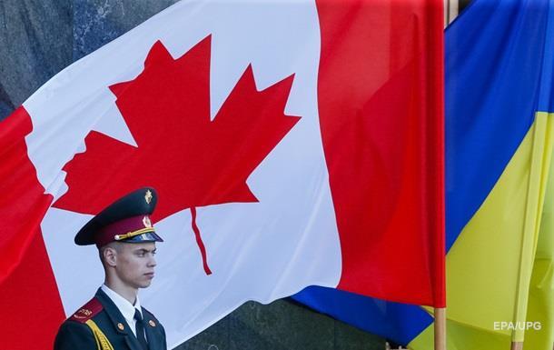 Канада может свернуть военную помощь Украине