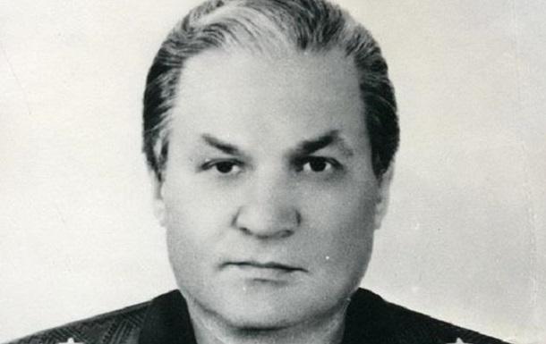Помер колишній глава СБУ