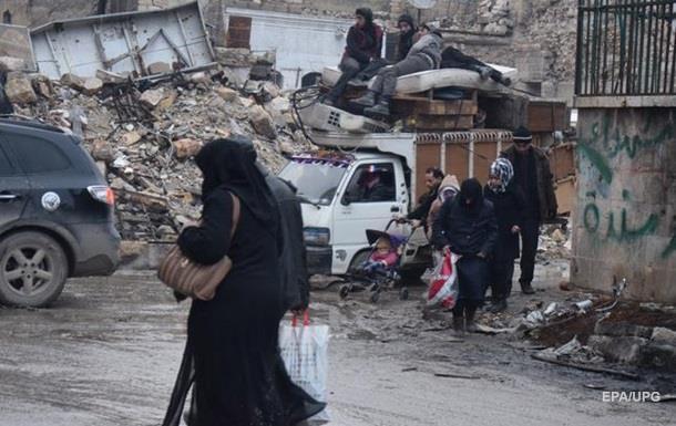Радбез ООН підтримав резолюцію РФ щодо Сирії