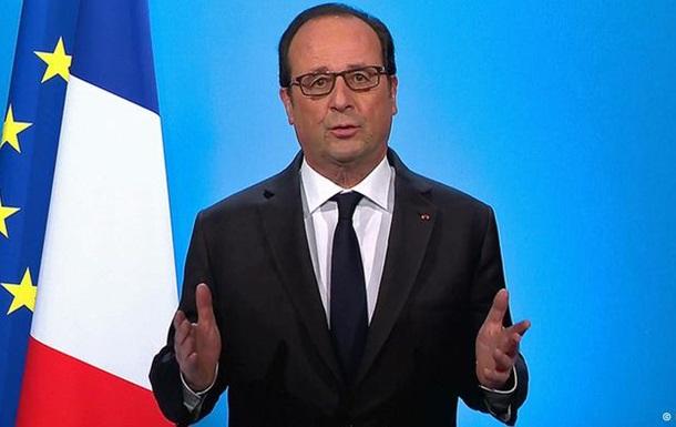 Президент Франції відвідає Ірак