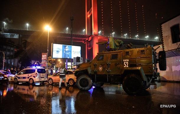У Стамбулі ліквідували нападника на нічний клуб