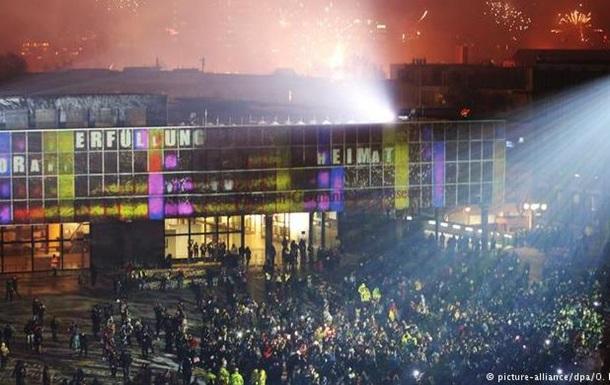 В Кельне на Новый год массовые задержания мигрантов