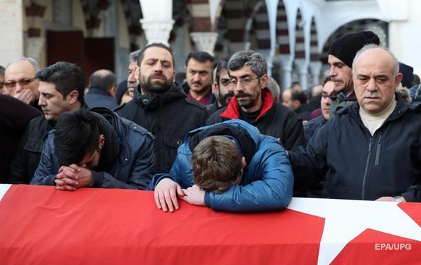 Теракт у Стамбулі: Порошенко направив Ердогану співчуття