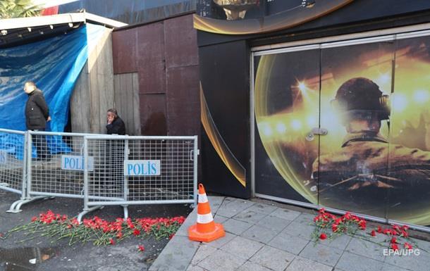 В Стамбуле произошел теракт в новогоднюю ночь