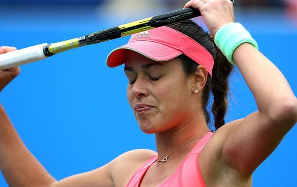 Іванович: не хотіла, щоб теніс став для мене тягарем