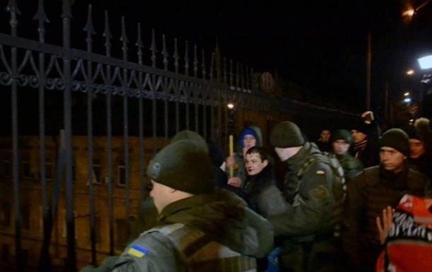 В Одесе на марше в честь Бандеры произошла стычка
