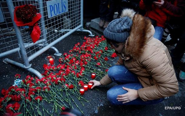 Украинцы не пострадали во время теракта в Стамбуле
