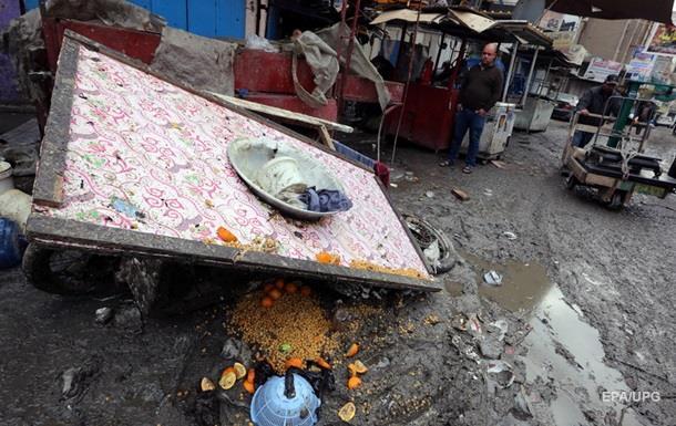 Від вибуху в Багдаді загинули 32 людини