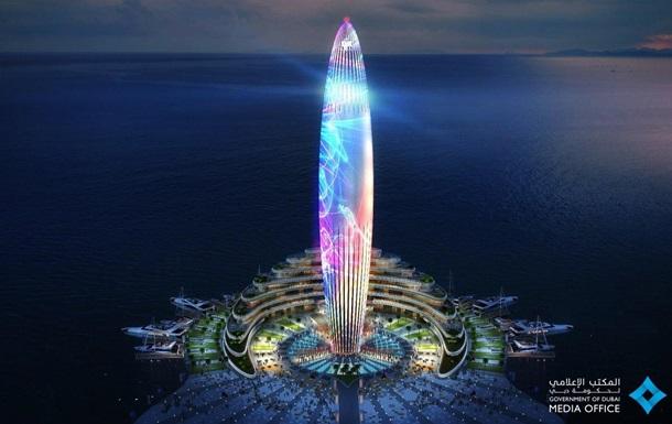 У Дубаї побудують найвищий у світі маяк