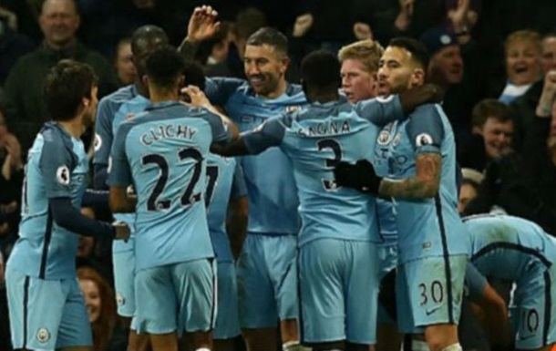 Манчестер Сіті - Бернлі 2:1. Огляд матчу