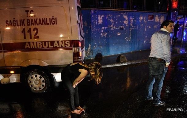Украинка стала свидетельницей теракта в Стамбуле