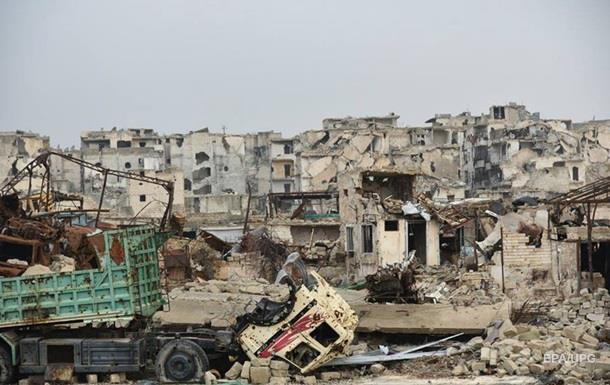 Сирійська опозиція заморозила переговори в Астані