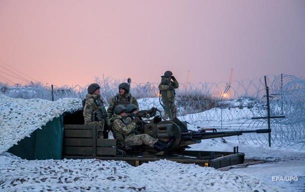 Штаб: Позиції ЗСУ обстріляли 32 рази