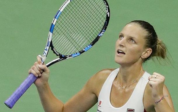 Брісбен (WTA). Плішкова впевнено проходить до наступного раунду