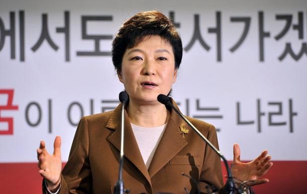 Президент Південної Кореї відмовилася давати свідчення