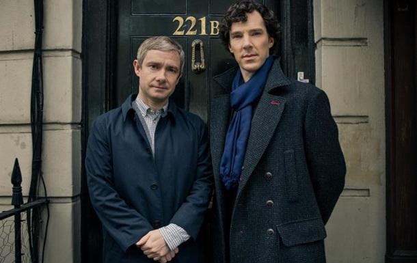 Новий  Шерлок  зібрав біля екранів більше 8 млн глядачів