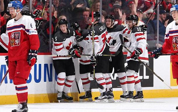 МЧС-2017. США і Канада пройшли в півфінал