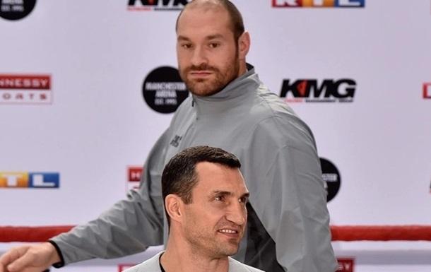Ф юрі: чи поб є Кличко ще одного Олімпійського чемпіона?