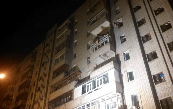 Вибух у Сумах: двоє поранених у лікарні