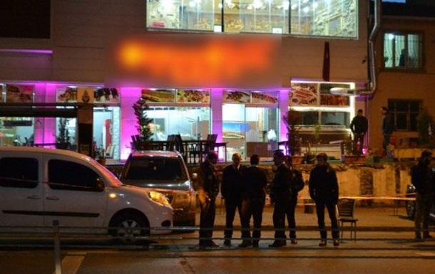В ресторане Стамбула произошла стрельба, есть раненые