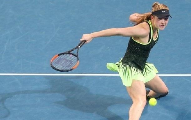 Брисбен (WTA). Плішкова - суперниця Світоліної у півфіналі