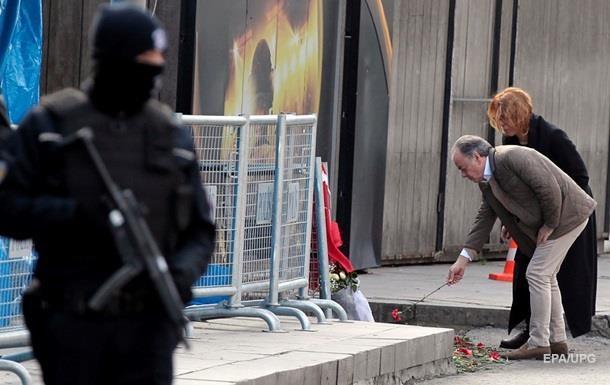 Встановлене місцезнаходження нападника в Стамбулі